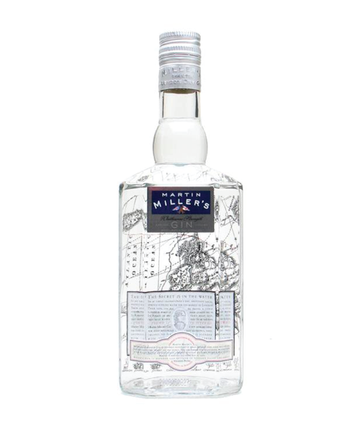 Martin Miller's Westbourne Strength Gin - 45.2% - 700ml