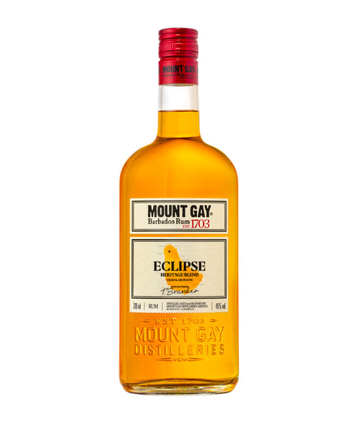 Buy Mount Gay Eclipse - 40% - 700ml Online at Wholly Spirits Malaysia