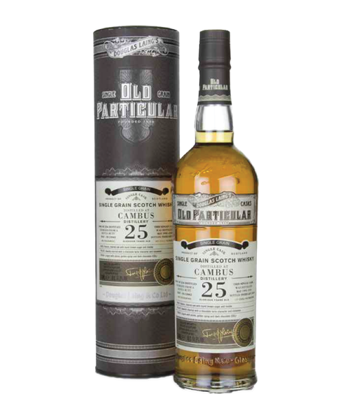 Old Particular Cambus 1993 25 Years - 51.5% - 700ml
