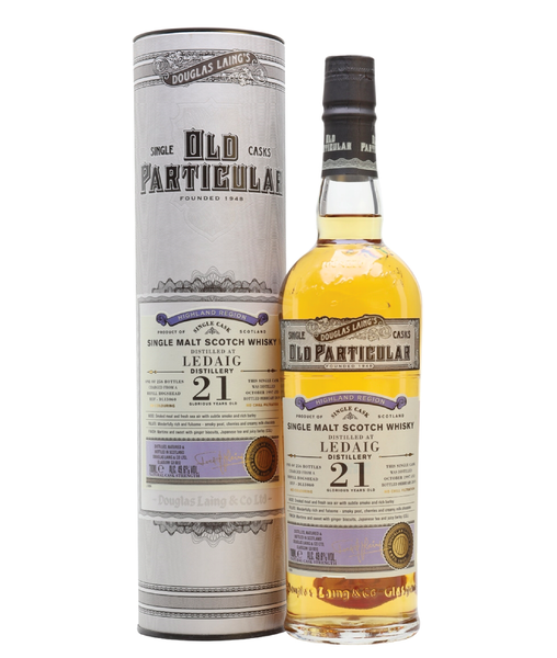 Old Particular Ledaig 1997 21 Years - 50.6% - 700ml