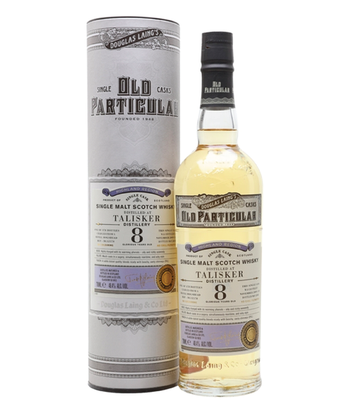 Buy Old Particular Talisker 8yo 2009 8yo - 48.4% - 700ml Online at Wholly Spirits Malaysia