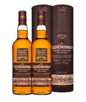 Buy GlenDronach Traditionally Peated - Twin Pack Online at Wholly Spirits Malaysia
