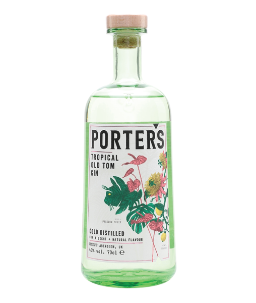 Porter's Tropical Old Tom - 40% - 700ml