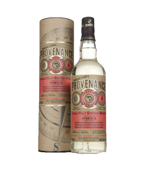 Provenance Benriach 2010 6 Years - 46% - 700ml