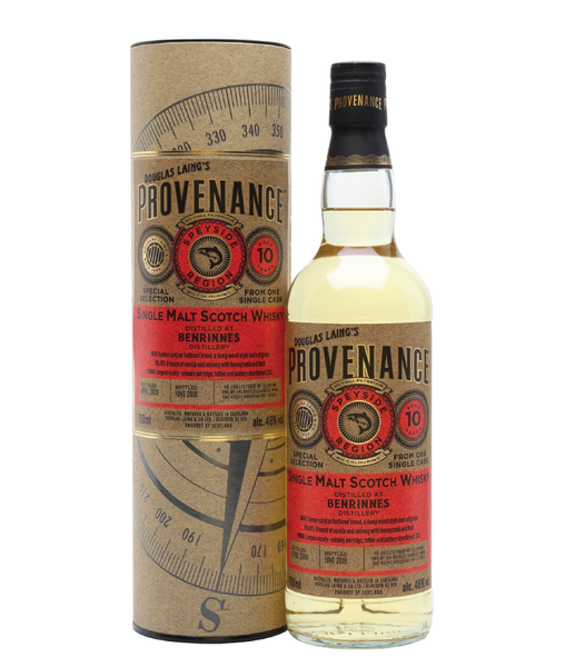 Provenance Benrinnes 2009 10 Years - 46% - 700ml