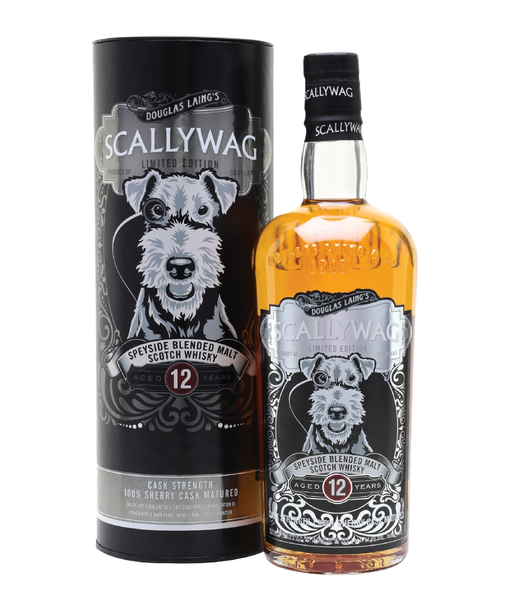 Scallywag 12 Years Cask Strength - 53.6% - 700ml