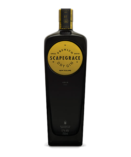 Scapegrace Gold Gin - 57% - 700ml