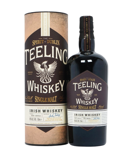 Teeling Single Malt - 46% - 700ml