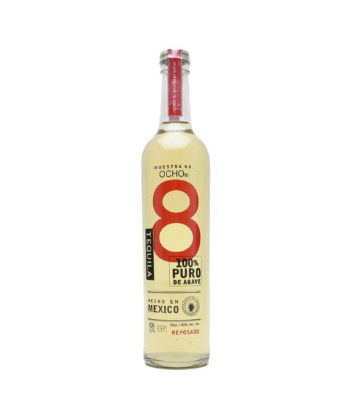 Ocho Reposado Tequila - 40% - 500ml