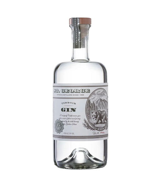 St. George Terroir Gin - 45% - 750ml