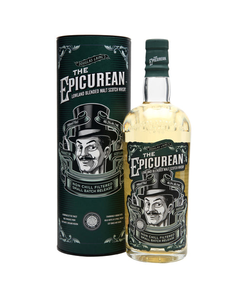 The Epicurean Lowland Blended Malt Scotch Whisky - 46.2% - 700ml
