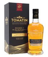 Buy Tomatin Decades II Scotch Whisky - 46% - 700ml Online at Wholly Spirits Malaysia