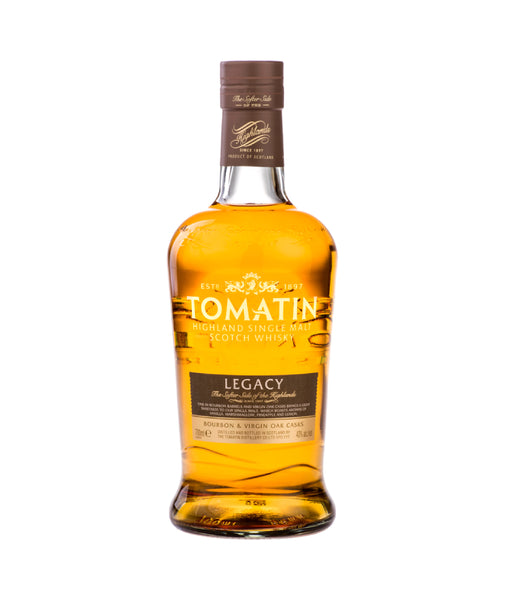Buy Tomatin Legacy Single Malt Scotch Whisky - 43% - 700ml Online at Wholly Spirits Malaysia