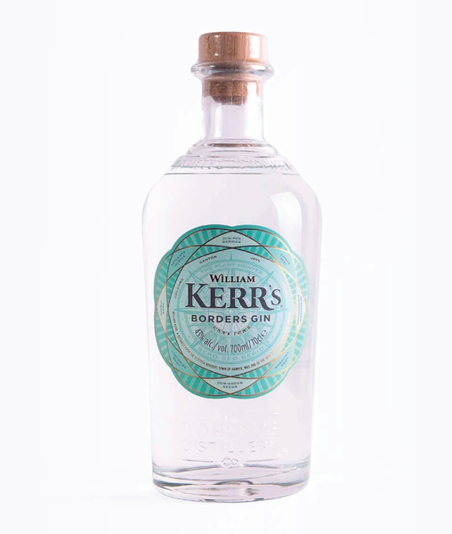Buy William Kerr's Borders Gin - 43% - 700ml Online at Wholly Spirits Malaysia