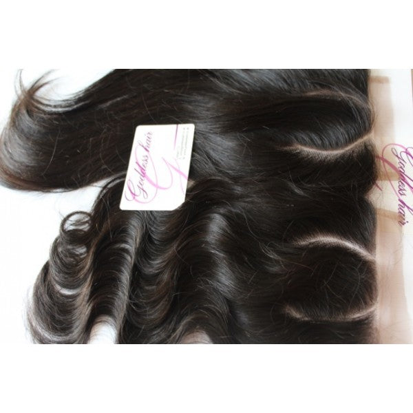 GODDESS TWO CURVED-PART CLOSURE