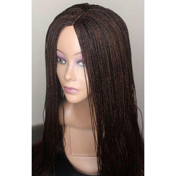MICRO MILLION BRAIDED WIG