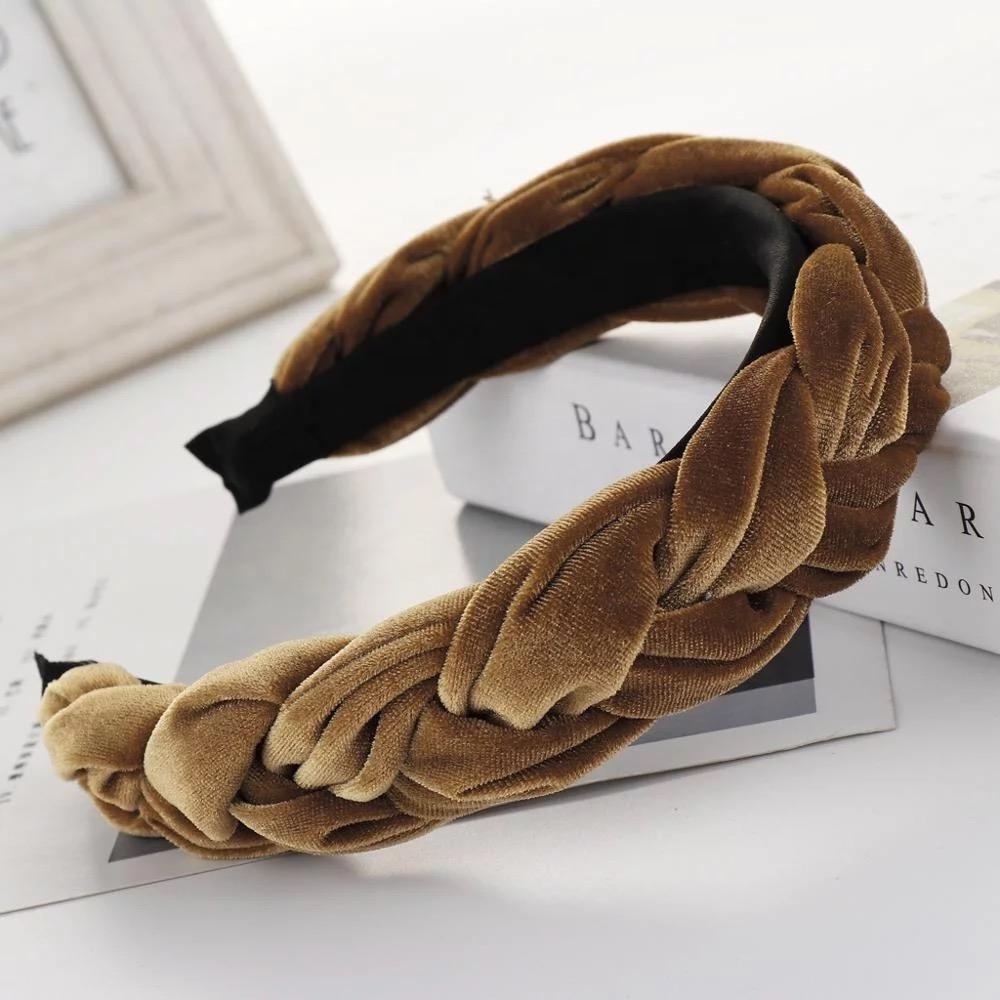 Cleopatra Braided Headband
