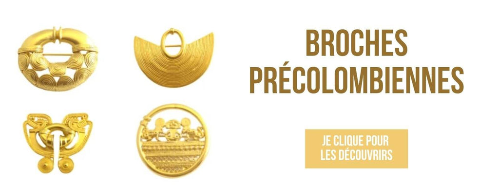 Broches précolombiennes
