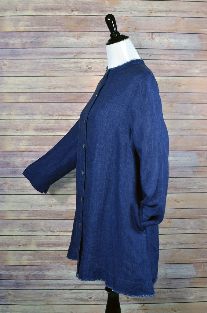 Indigo Denim Dress