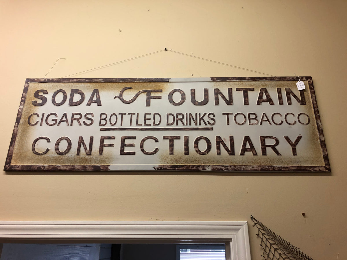 Soda Fountain Confectionary