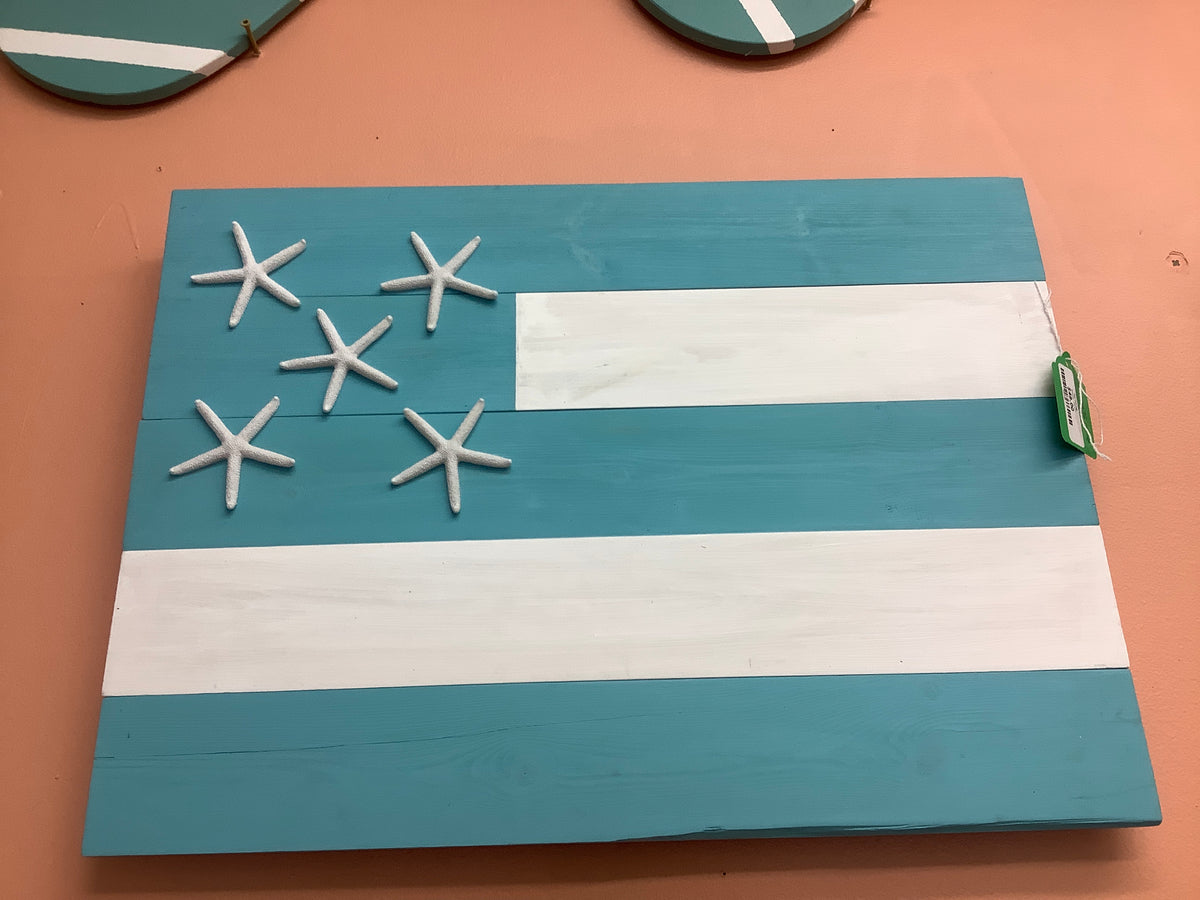 Star fish flag