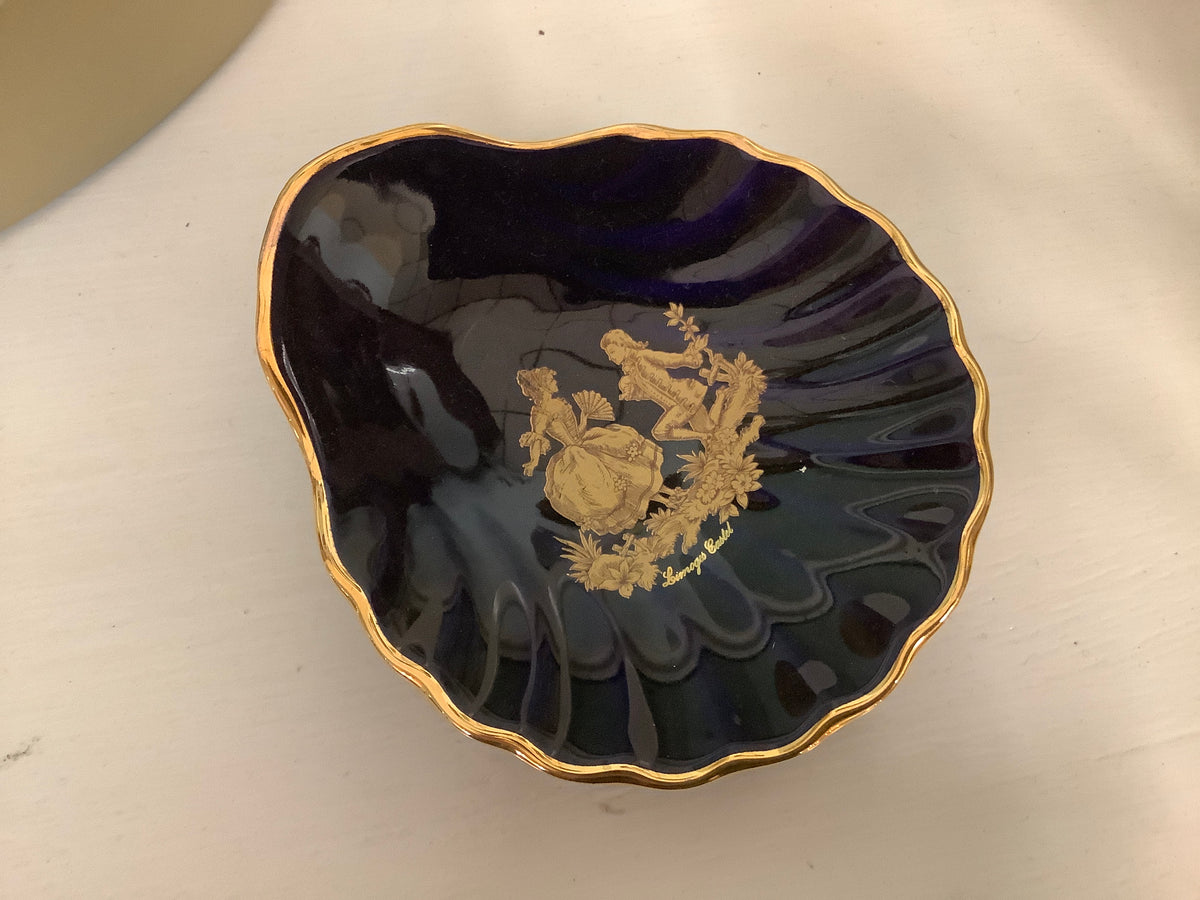 Shell Limoges dish - 059