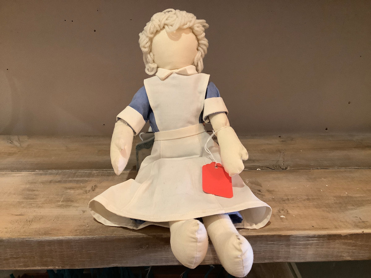 Amish nurse doll