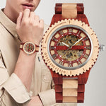 Rufa - The Red Wood Watch