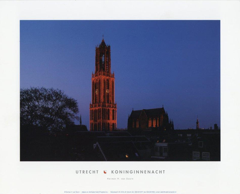 Koninginnenacht - Catch Utrecht