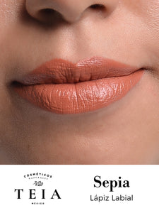 Sepia - Labial Natural