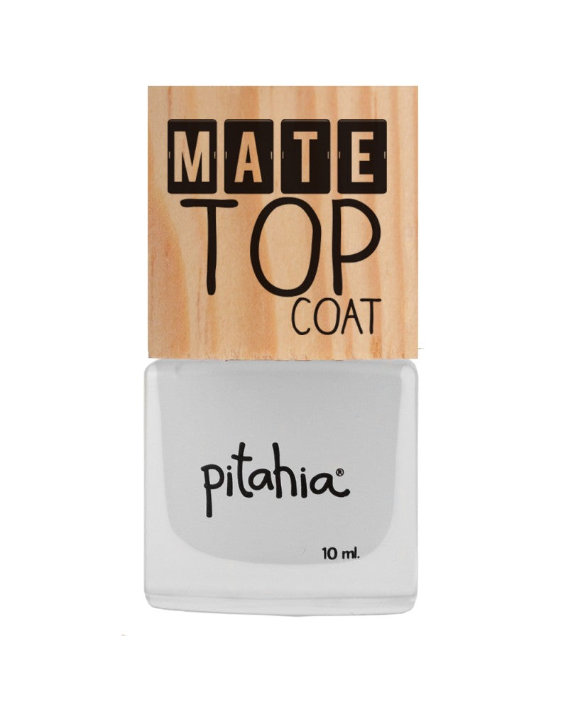 Mate Top Coat - Esmalte transparente Matificador