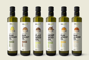 Mixed Natural Oils - 250 mL