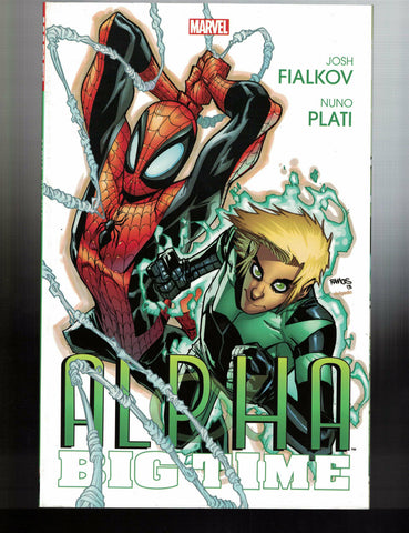 ALPHA Big Time - Marvel, 2013 - New-Old-Stock!