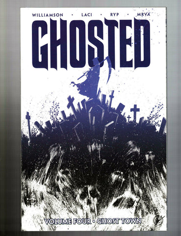 Ghosted TP VOL 04: Ghost Town
