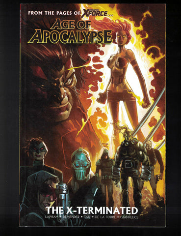 Age of Apocalypse Vol 1: The X-Terminated