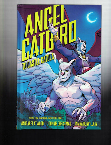 Angel Catbird Volume 2: To Castle Catula - Margaret Atwood - NEW!