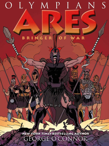 Olympians: Ares - Bringer of War