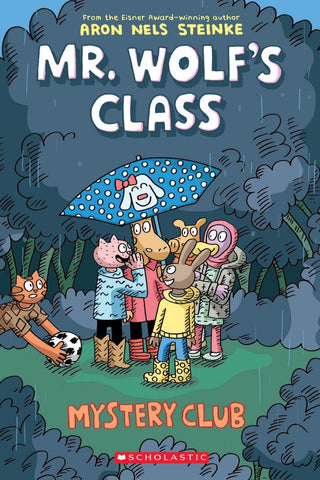 Mr. Wolf's Class Book 2: Mystery Club