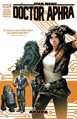 Star Wars - Doctor Aphra Vol 1: Doctor Aphra and the Enormous Profit