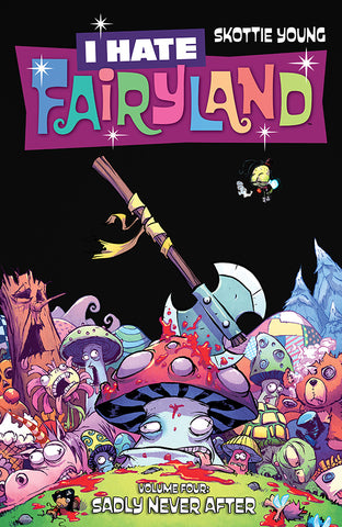 I Hate Fairyland Vol 04