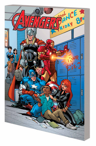 Avengers: No More Bullying TPB