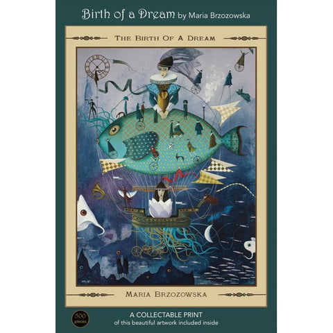 Birth of a Dream - 500-Piece Jigsaw Puzzle
