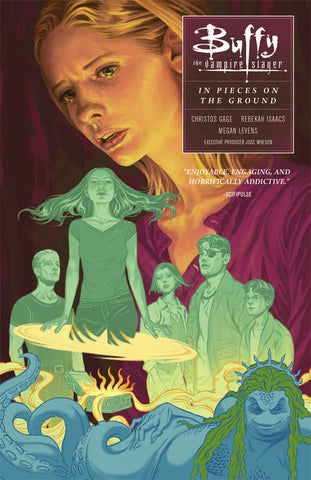 Buffy The Vampire Slayer: Season 10 Vol 5 - In Pieces on the Ground