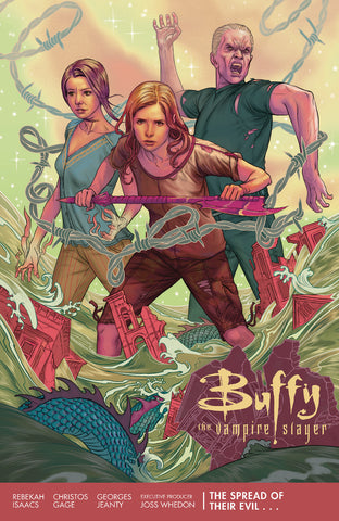 Buffy The Vampire Slayer: Season 11 Vol 1 - The Spread of Their Evil