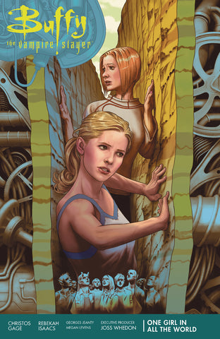 Buffy The Vampire Slayer: Season 11 Vol 2 - One Girl In All The World