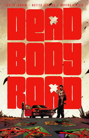 Dead Body Road Vol. 1