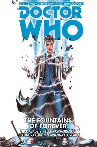 Doctor Who: Tenth Doctor Volume 3 - The Fountains of Forever
