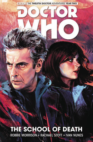 Doctor Who: Twelfth Doctor Vol. 4 - The School of Death Hardcover