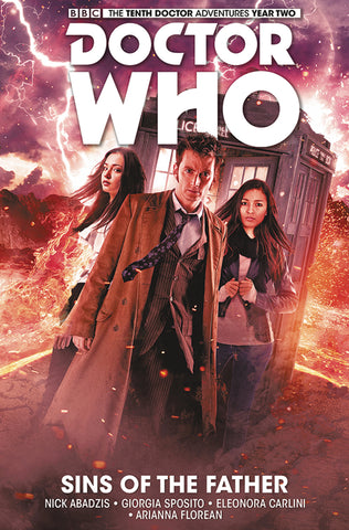Doctor Who: Tenth Doctor Vol. 6 - Sins of the Father Hardcover