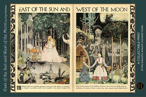 East of the Sun, West of the Moon - 500-Piece Jigsaw Puzzle